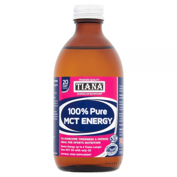 TIANA® High Strength 100% Pure MCT Energy 300ml