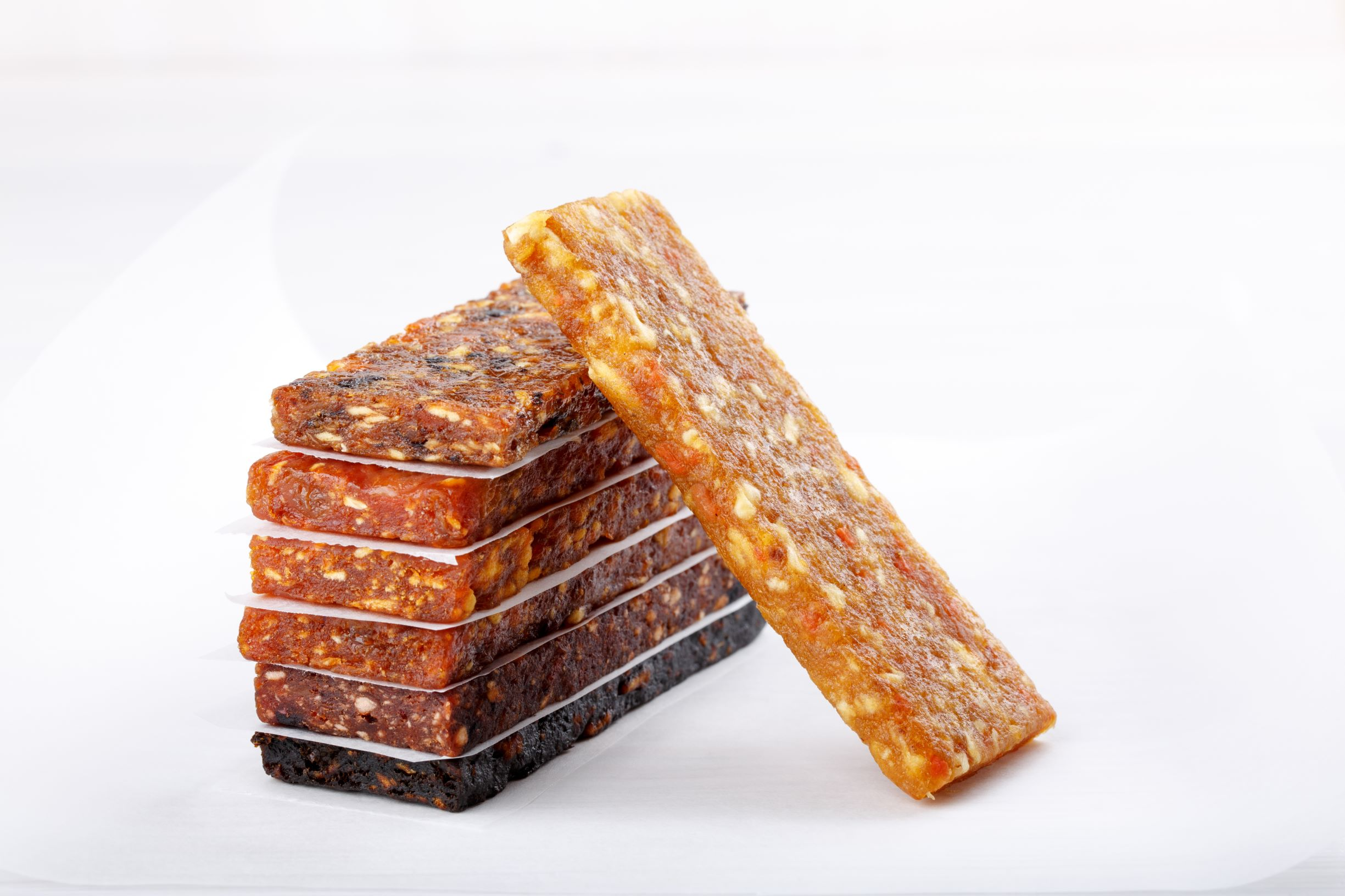 Raw Almond, Nuts and Dried Fruits Energy Bar