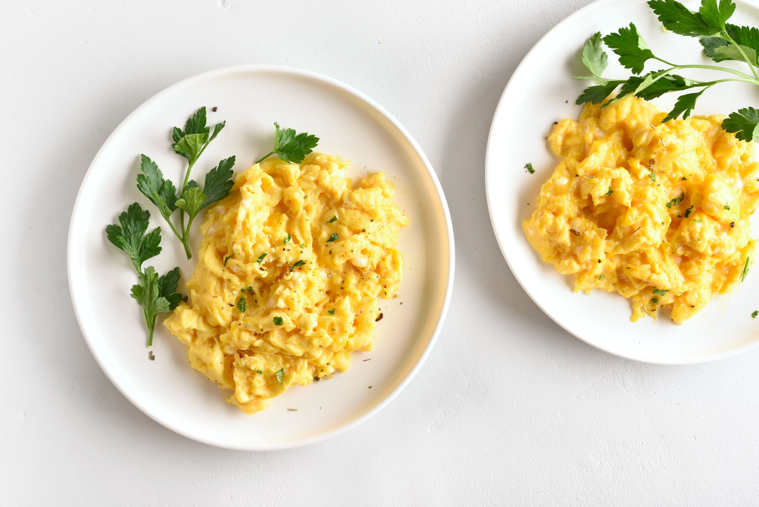 Paleo Scrambled Eggs Variations