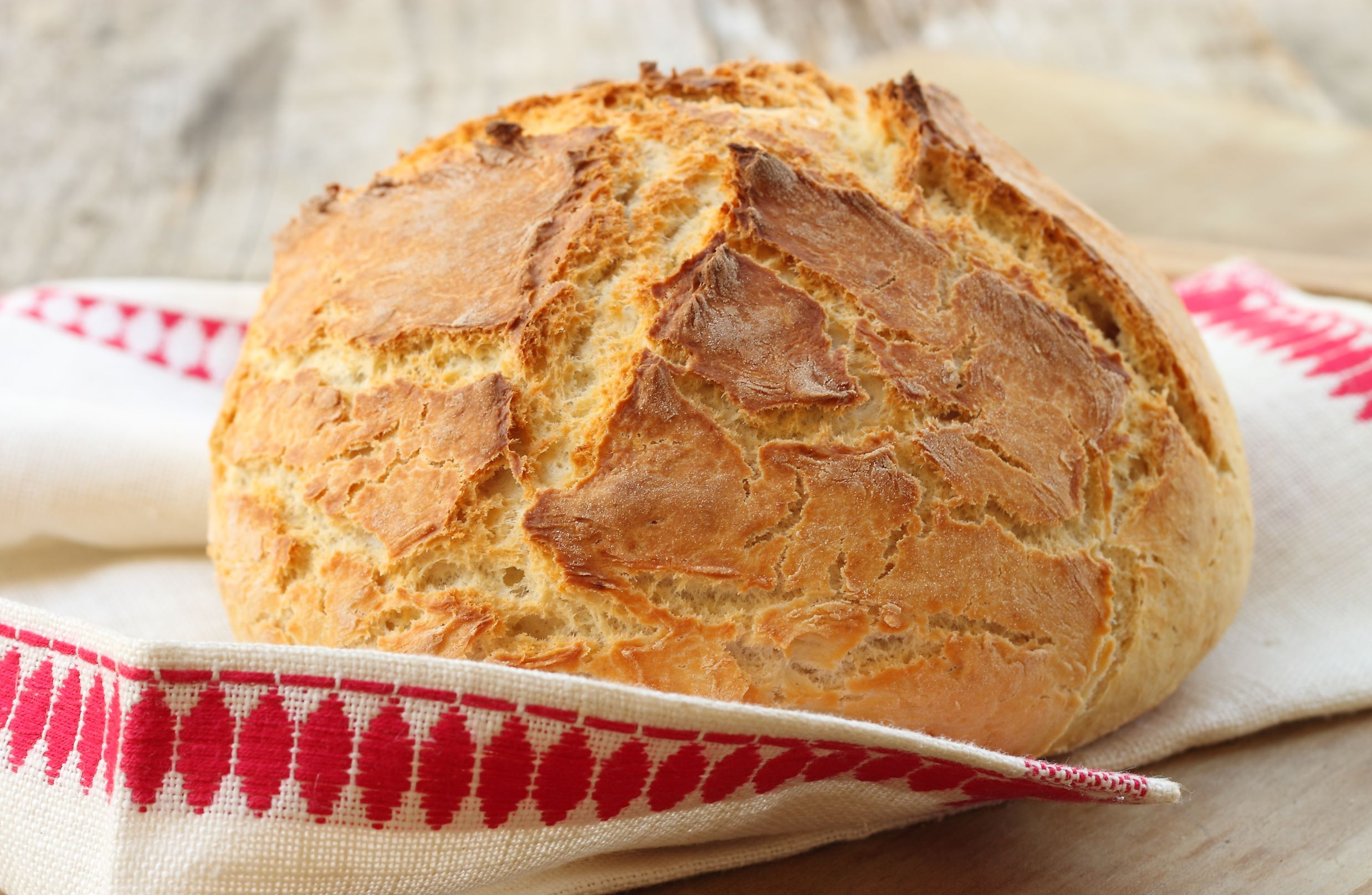 Vegan Gluten Free Soda Bread