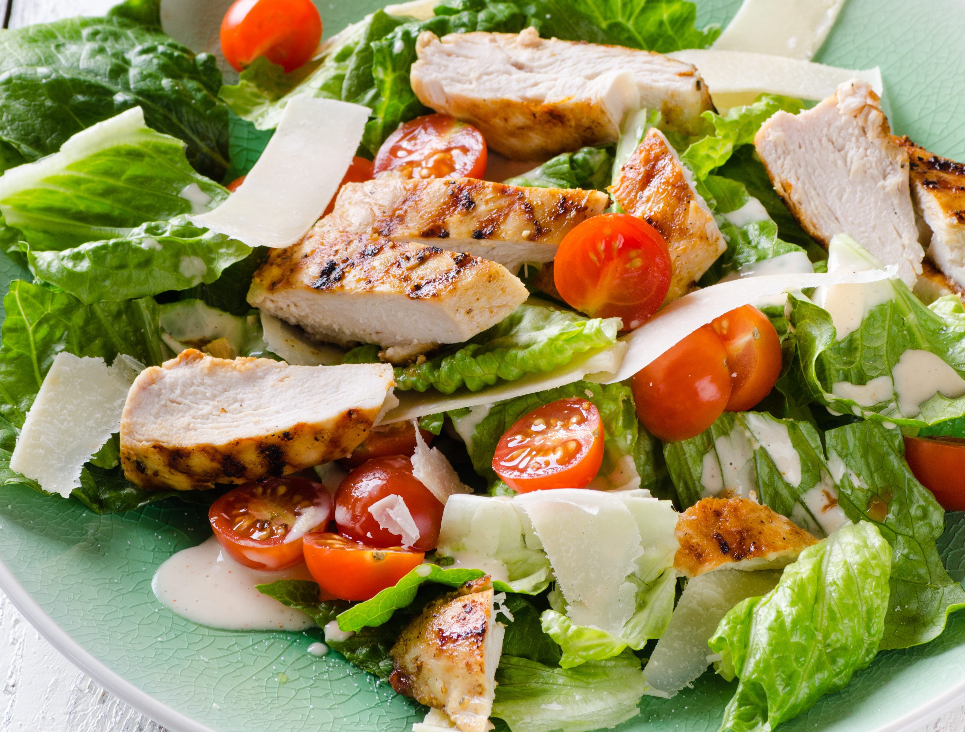 Chicken Salad with MCT