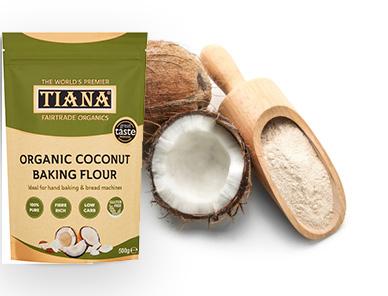 Organic Coconut baking flour
