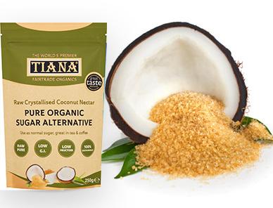 Pure Organic Sugar Alternative
